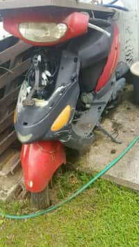 Used Very Rare Almost Brand New ELECTRIC MOPED
