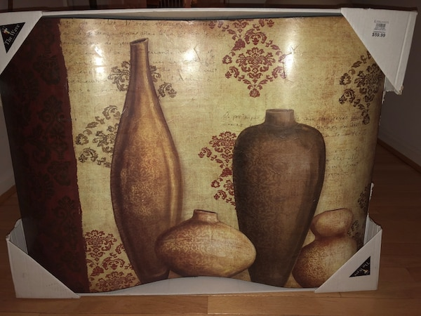 Wall Art Decor From Kirkland S Home Store New Still In Box