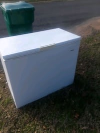 The freezer works great need gone upgraded to a new one