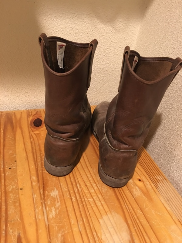 246122835ac Used RedWing boots for sale in Napa - letgo