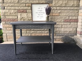 Side table or condo coffee table