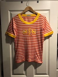 Vintage Yves Saint Laurent T-Shirt Hampton Bays, 11946