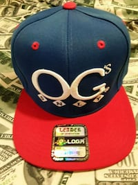 black and red Chicago Bulls fitted cap 2275 mi