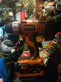 red and black Milwaukee cordless drill Gadsden