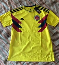 New Colombia jersey, slim fit, size M Fort Pierce, 34950