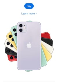 iPhone 11 64 gb $15.00 mo 18 months on sprint flex lease