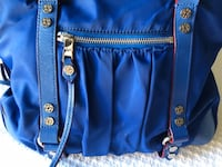 MZ Wallace Tribeca Bag in Sapphire Nylon; Excellent Shape New York