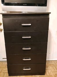 Nice chest dresser with drawers in great condition 33 km