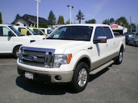 2010 Ford F-150 4WD SuperCrew 145  King Ranch Surrey