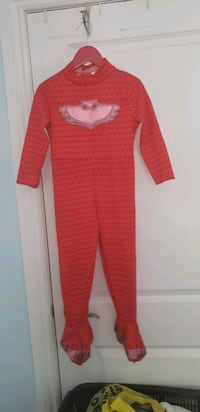 HALLOWEEN owlette costume, size fits  5-6 year old Toronto, M8Z 1H4