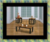 3pc marble coffee table UNIVERSITY PA, 20782