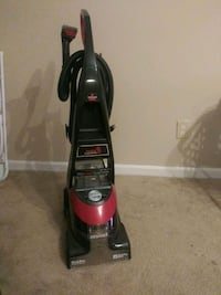 black and red Bissell upright vacuum cleaner Cincinnati, 45237