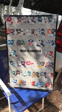 NFL picture for man cave  Greer, 29651