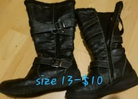 Boots size 13 Cornwall, K6H 2H1