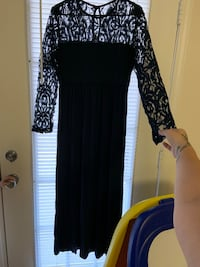PinkBlush navy color dress Hinesville, 31315