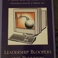 Leadership Bloopers and Blunders Manassas