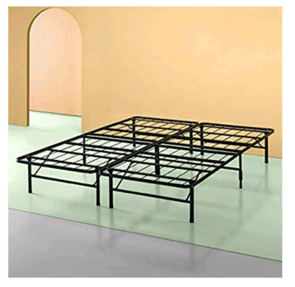 black metal bed frame screenshot