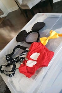 Mickey Mouse Cake Smash Outfit Pickering