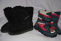 girl TODDLER SHOES - size 6, 7 WINTER Boots, BABY KIDS Mississauga, ON, Canada