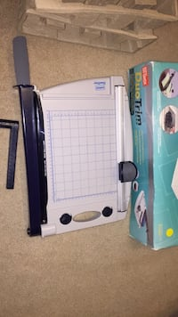Staple 2 in 1 Paper Cutter & Rotary Trimmer 3752 km