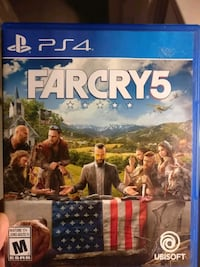 Farcry 5 ps4 Guelph, N1E 5R9
