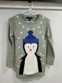 Penguin Winter Sweater  251 mi