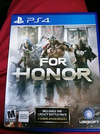 For Honor (PS4) Baldwin Park