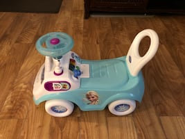 Frozen Toy car for toddlers