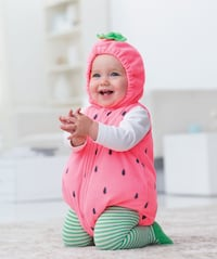 Halloween strawberry costume for baby Mississauga, L5N 7J1