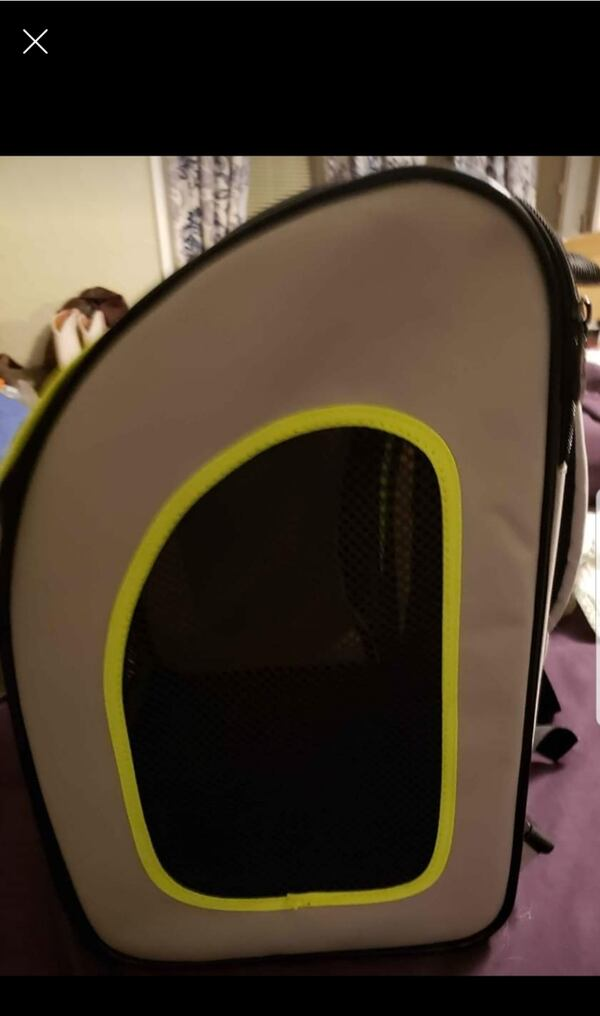 """""""Akinerri"""" Backpack Pet Carrier (airline approved) 0ae998a1-0fb9-4234-b858-e34332ef6228"""