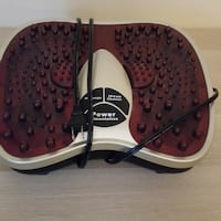 ON HOLD - FOOT MASSAGER WITH HEAT OPTION Calgary