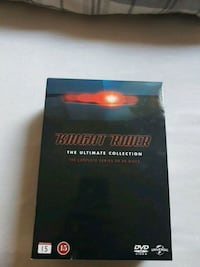 Knight rider the ultimate collection Strusshamn
