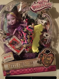 Unopened ever after high doll  High Point, 27260