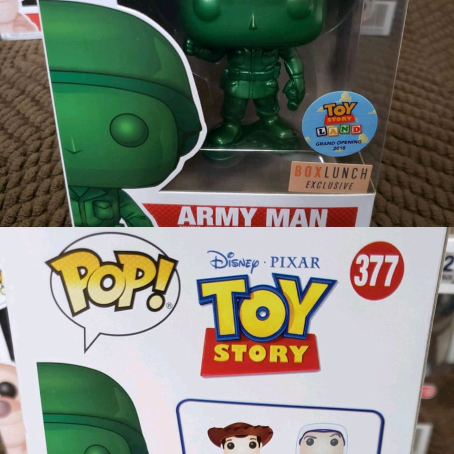 Army man Toy Story
