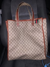 Authentic Gucci Tote Bag *Vintage* Providence