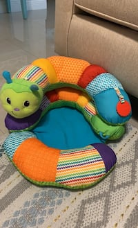 Infantino caterpillar infant pillow Miami, 33155