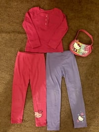 Hello Kitty Girls Outfit-Size 4 Citrus Heights, 95610