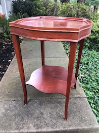 Antique side table North Potomac, 20878