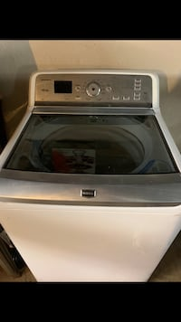 Maytag bravos xl washer and dryer Reading