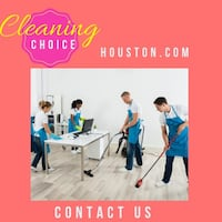 Schedule your House cleaning today.  Houston
