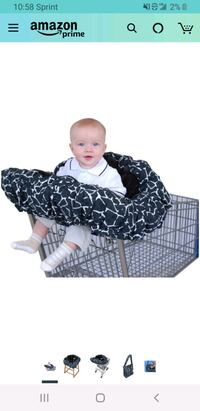 Floppy Seat Baby Chair Cover