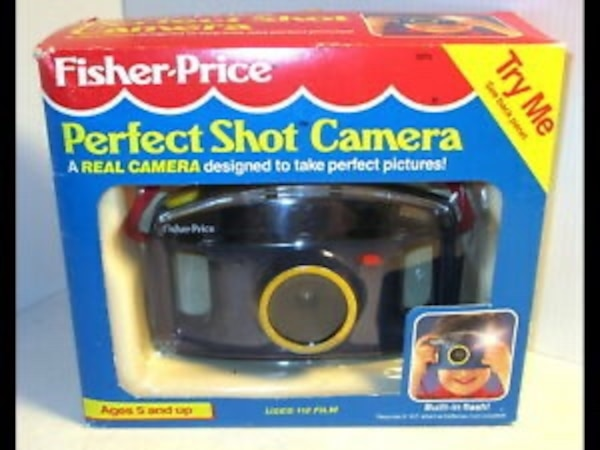 Fisher price perfect photo camera 7121e92d-7466-4bab-bad6-9e2149e23709
