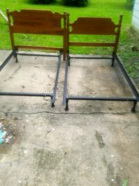 Twin bed frames Tallahassee, 32309