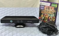 Xbox 360 Kinect Sensor With Game. MINT Condition. works perfectly. Pick up only! Brampton, L6Y 4G6