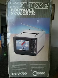 "5"" Color T.V  with attachments Virginia Beach, 23462"