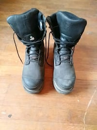 Timberland size 13 steel toe boots PRO 24/7