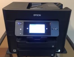 Epson Workforce Pro Color All-in-One Printer