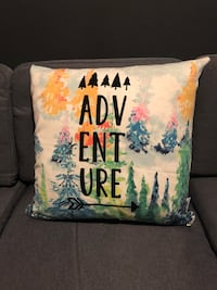 Adventure pillow Toronto, M6G