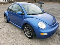 2001 Volkswagen Beetle 170k 5speed Manual Stick  Bowie