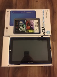 10 inch 16gb blue brand new